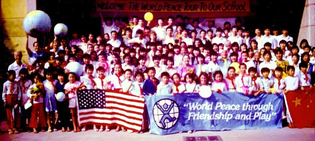 Citizen Diplomacy Tour to China 1986